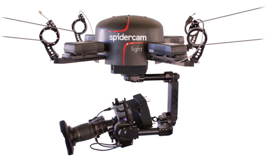 "Spidercam ""Light"""
